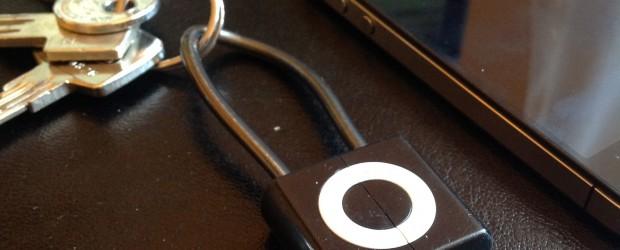 Kabel do iPhone'a jako brelok?