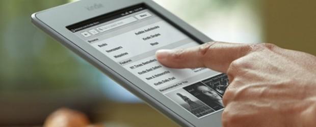 Czy kupić Kindle Touch czy Classic?